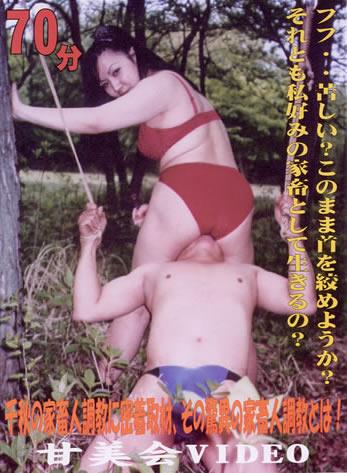 KBM-07 Golden-outdoor Torture .Livestock slaves blame the guy! FemDom World
