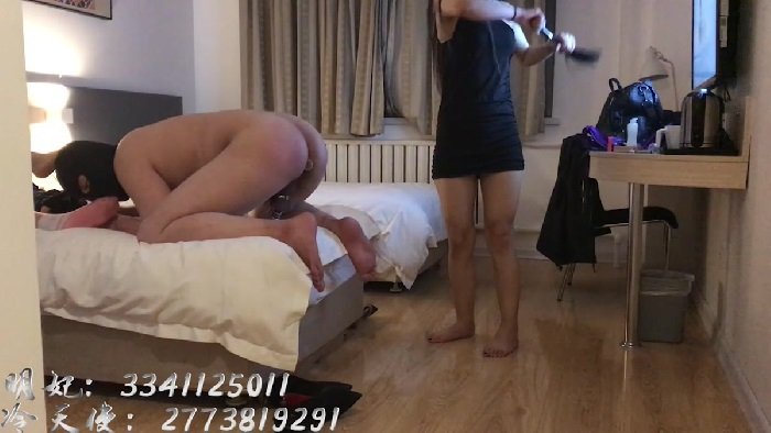 CBMD-009 Ming Fei queen tied slaves violent whipping