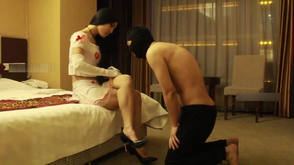 CFPM-007 Chinese beautiful Mistress nurse