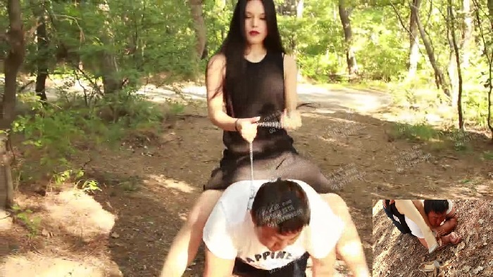 TFMD-008 Beautiful and merciless Chinese mistress