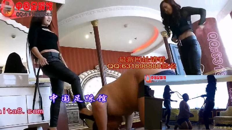SWCN-089 Super walk dog dog abuse whip.