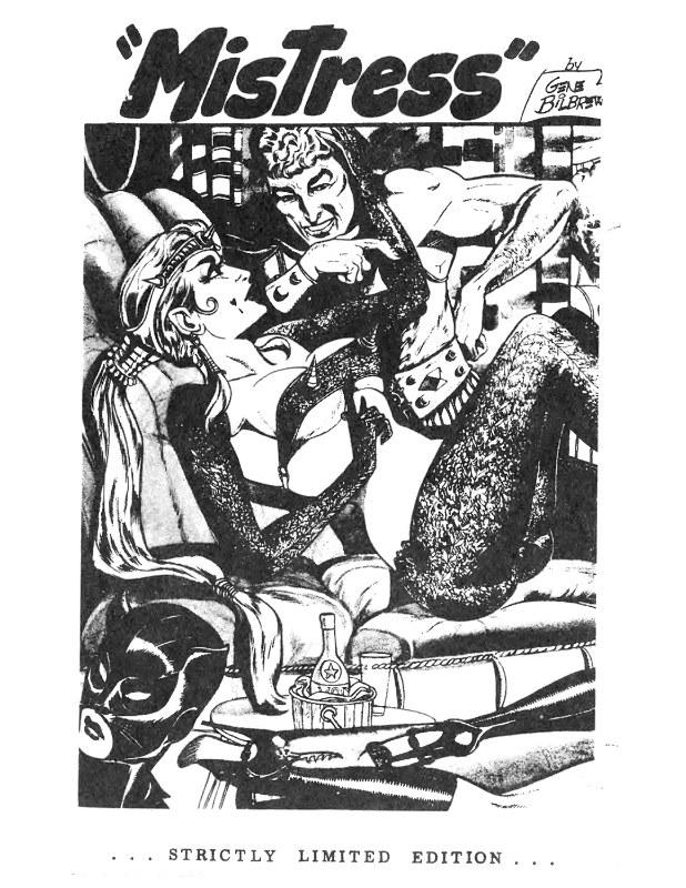 Gene Bilbrew – Mistress Gomix (1958)