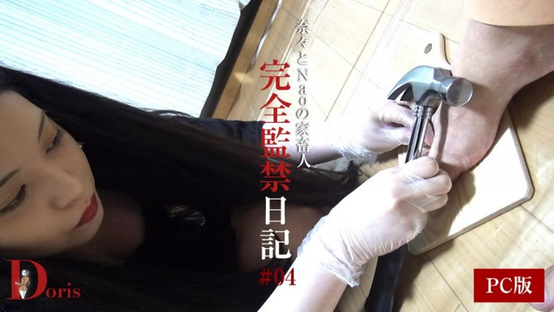 DRP-08 Nana and Nao's Domestic Animal Complete Confession Diary # 04