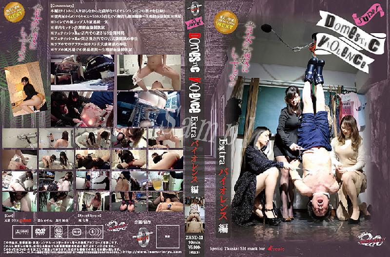 ZRND-12 Super Domestic Violence Edition